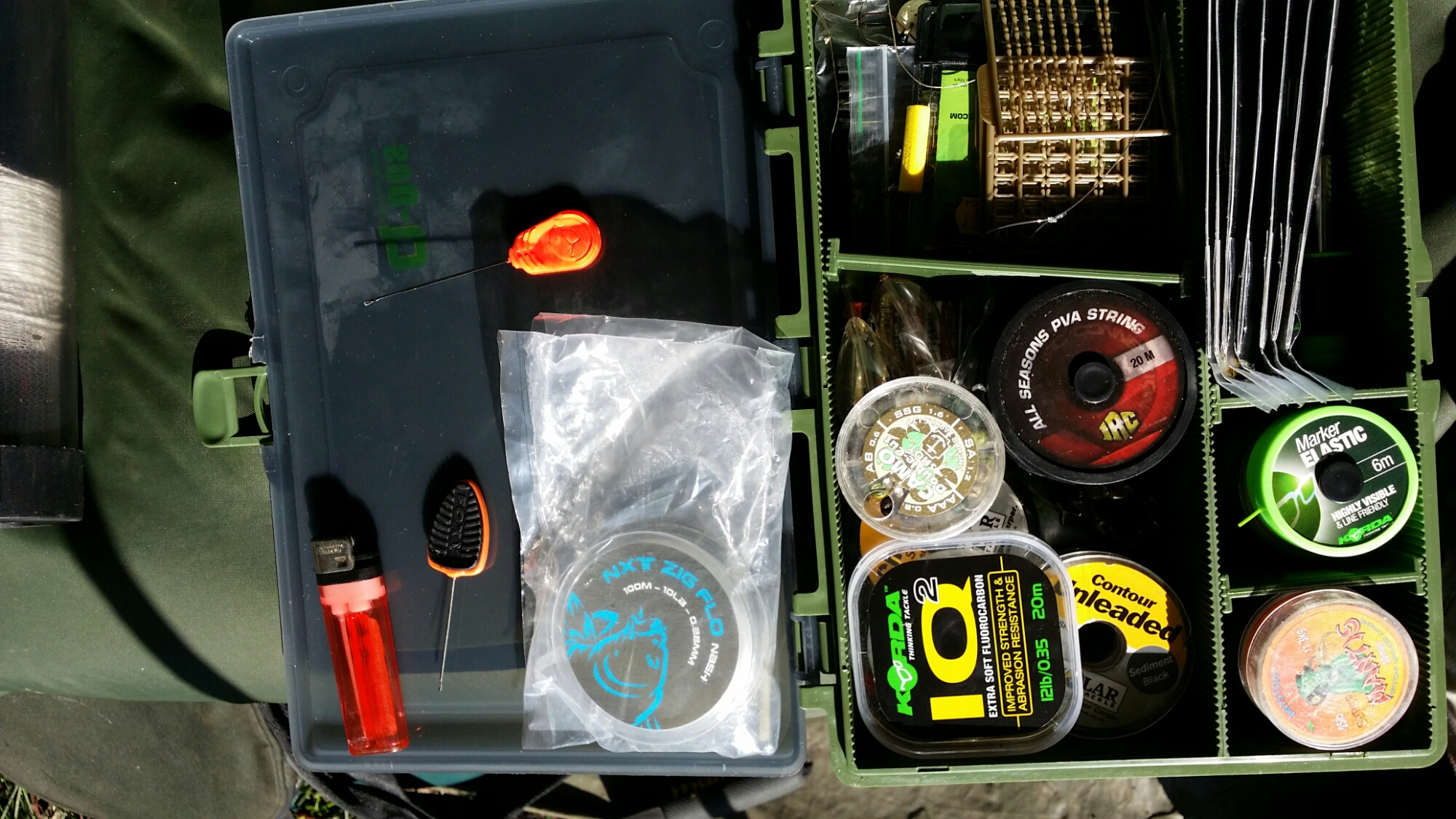 image & A Look Into My Tackle Box | UK Carp u0026 Coarse Fishing Aboutintivar.Com