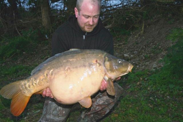 A <b>Lucky</b> night out! | UK Carp & Coarse Fishing