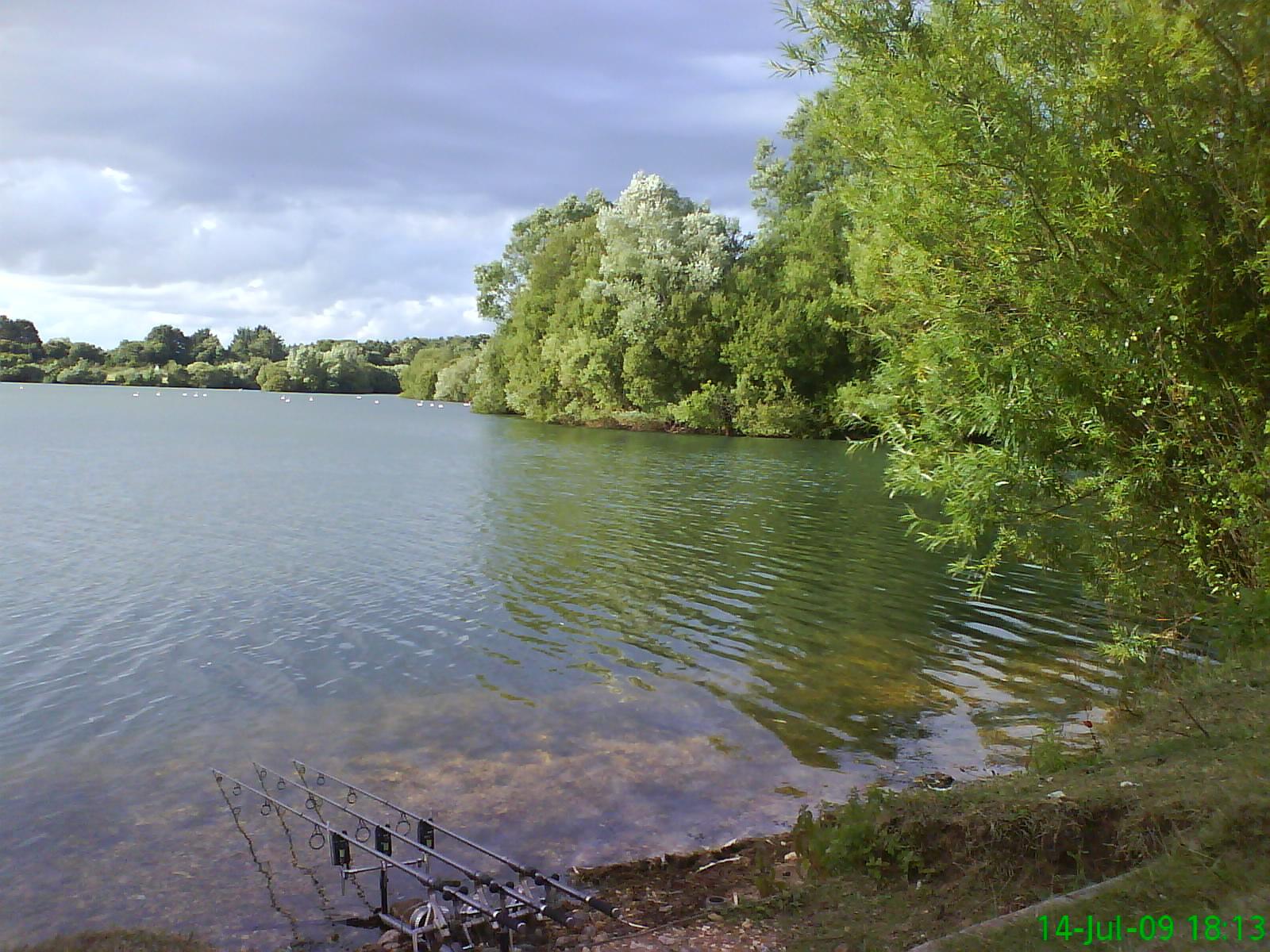 Lakes uk carp coarse fishing for Fishing lakes in illinois
