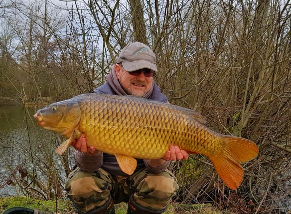Gigantica carp scales mighty 88 lb 4 oz after epic battle