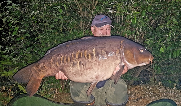 One Of Those Nights | UK Carp & Coarse Fishing