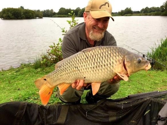 August | 2018 | UK Carp & Coarse Fishing