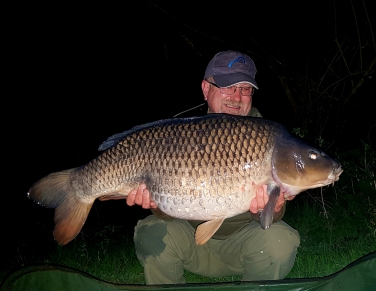 France carp success comes in the mountains after scary <b>Storm</b>