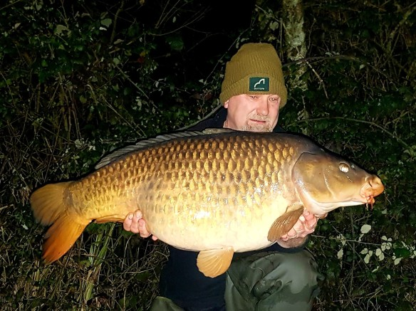 Lake News   Carp France at Jonchery with Angling Lines