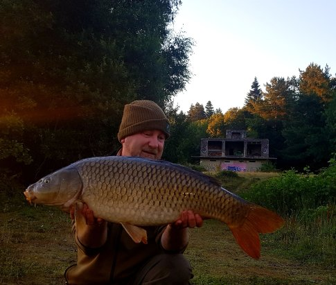 Carp Fishing in France and Belgium? | The Carp Specialist